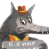 BB wolf 210x210